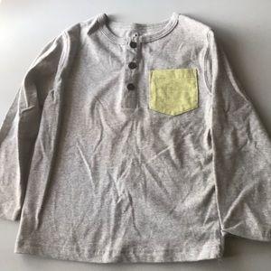 Boys gap shirt Sz 4